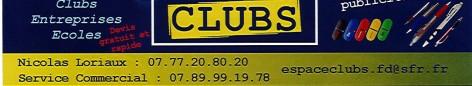 ESPACE CLUBS